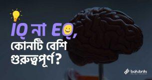 IQ নাকি EQ? কোনটি বেশি গুরুত্বপূর্ণ?