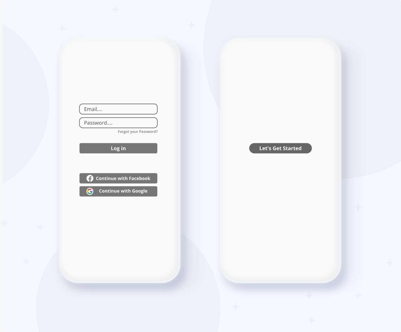 অ্যাপ ডেভেলপমেন্ট পরিচিতি - Low-Fidelity App Prototype For Testing Functionality