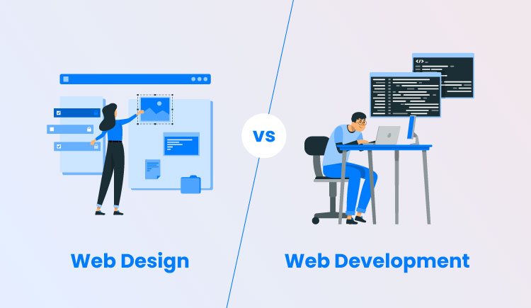Web-Design-vs-Web-Development-বিগিনারদের জন্য ওয়েব ডেভেলপমেন্টের সম্পূর্ণ গাইডলাইন