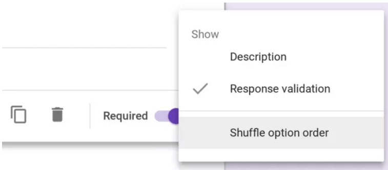 মার্কেট রিসার্চ টুলবক্স - Google forms