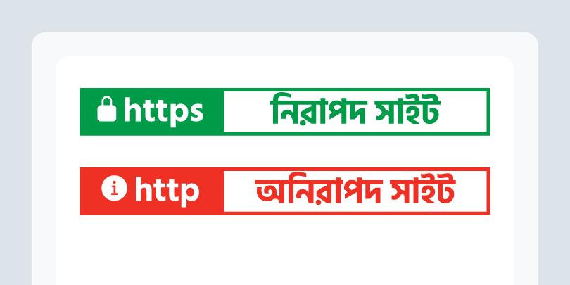 টেকনিক্যাল এসইওর জন্য এইচটিটিপিএস (HTTPS)